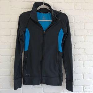 Nike Run Full zip w/ hood Running Jacket